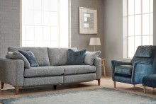 Lexie 3 Seater Sofa