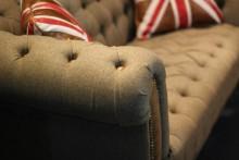 Vintage Sofa Company Chester Club 2 Seater Sofa