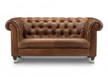Vintage Sofa Company Gunthorpe 2 Seater Sofa