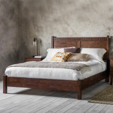 Gallery Boho Low End Bed Frame