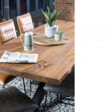 Baker Soho Haverstock Dining Table