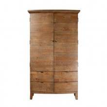 Baker Bermuda Large Double Wardrobe