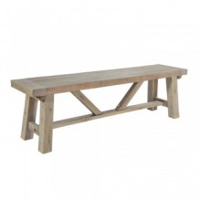 Rowico Driftwood Large Dining Bench