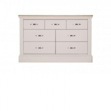 Baker Tenby Wide Chest of 3+4 Drawers