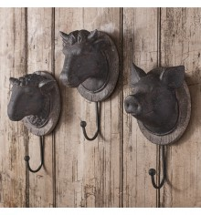 Gallery Sheep Head Hook