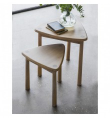 Gallery Wycombe Nest of 2 Tables