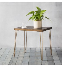 Gallery Pompeii Lamp Side Table